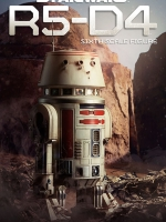 SIDESHOW Star Wars Episode IV: A New Hope - R5-D4