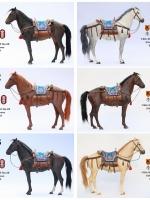 25/07/2018 Mr.Z 1/6 MRZ028 001 - 006 Animal model - Ili Horses