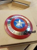 Carve Art Captain America Shield CA001A (Classic Red Version)