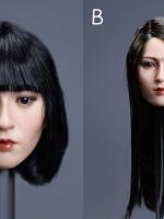 05/12/2017 YMTOYS YMT002 1/6 Asian beauty headsculpt Yun