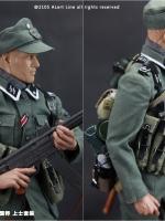 ALERT LINE AL10001 WWII Reich SS sergeant coat