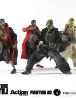 ThreeA Action Portable - Fighting JC Boxset