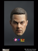 Play toy H003 European and American male Mark Wahlberg มาร์ค วอลเบิร์ก