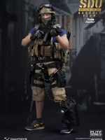DAMTOYS 78034 SDU (Special Duties Unit) ASSAULT TEAM - LEADER