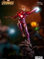 31/08/2018 Iron Studios - Iron Man MK.50 BDS Art Scale 1/10 Avengers Infinity War