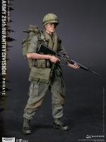 07/08/2018 DAMTOYS PES004 1/12 POCKET ELITE SERIES - ARMY 25th Infantry Division Private