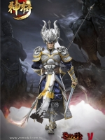 VERYCOOL DZS-004 THE 4TH IMPACT OF 1/6 ASURA SERIES - EXILED GOD