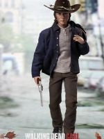 CGL TOYS MF06 Zombie Hunter Carl - Son of Rick