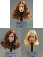 04/05/2018 GACTOYS GC013 Europe and America female headsculpt
