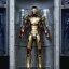 Hot Toys DS002 IRON MAN 3 - HALL OF ARMOR (HOUSE PARTY PROTOCOL VERSION) thumbnail 1
