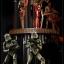 SIDESHOW STAR WARS - Militaries Or Star Wars: 442nd SIEGE BATTALION clone trooper thumbnail 9