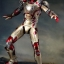 Hot Toys MMS197D02 IRON MAN 3 - MARK XLII thumbnail 8