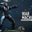 Hot Toys MMS331D13 IRON MAN 2 - WAR MACHINE thumbnail 4