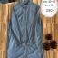 S101 เดรสยีนส์ Uniqlo ผ้าเนื้อดี ใส่สบายๆค่ะ (มือ2 สภาพดี) thumbnail 1