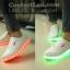 รองเท้ามีไฟ รองเท้า LED เปลี่ยนสีได้ 8 สี thumbnail 4