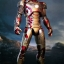 Hot Toys MMS197D02 IRON MAN 3 - MARK XLII thumbnail 4