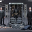 HOT TOYS MMS236 The Dark Knight - Batman Armory with Bruce Wayne and Alfred Pennyworth thumbnail 1