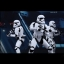 Hot Toys MMS317 STAR WARS: THE FORCE AWAKENS - FIRST ORDER STORMTROOPER thumbnail 6