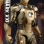 Hot Toys MMS341 IM3 - Midas Mark XXI (Gold Chrome Version) thumbnail 9