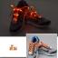 เชือกรองเท้าไนล่อนเรืองแสง มีไฟ Led กระพริบ แบบสีเดียว ทำจากเชือกรองเท้าไนล่อน thumbnail 6