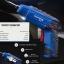 SCP04 ชุดไขควงไฟฟ้าคุณภาพสูง Leming 4.2v USB Charge Li-ion Battery thumbnail 11