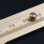 R08 เวอเนียร์ทอง 100 mm เหลือง ยี่ห้อ HUNTER แท้ Made in Germany thumbnail 9