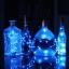 ไฟ LED เส้น ประดับขวด DIY แบบจุกก๊อก ยาว 2 เมตร thumbnail 7