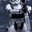 Hot Toys MMS318 STAR WARS: THE FORCE AWAKENS - FIRST ORDER HEAVY GUNNER STORMTROOPER thumbnail 6