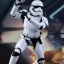 Hot Toys MMS317 STAR WARS: THE FORCE AWAKENS - FIRST ORDER STORMTROOPER thumbnail 3