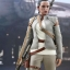 Hot Toys MMS377 STAR WARS: THE FORCE AWAKENS - REY (RESISTANCE OUTFIT) thumbnail 7