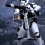 Hot Toys MMS318 STAR WARS: THE FORCE AWAKENS - FIRST ORDER HEAVY GUNNER STORMTROOPER thumbnail 1