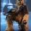 Hot Toys MMS376 STAR WARS: THE FORCE AWAKENS - HAN SOLO & CHEWBACCA thumbnail 6