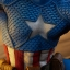 Captain America Statue by Sideshow Collectibles thumbnail 4