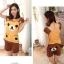 ชุดนอนเสื้อกล้าม ลายหมีริลัคคุมะ thumbnail 3