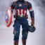 HOT TOYS MMS281 Avengers: Age of Ultron - Captain America thumbnail 6