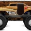 Monster-Mutt : 1/10 Monster Jam Replica Monster Truck # 3602R thumbnail 4