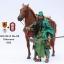 Mr.Z 1/6 MRZ028 001 - 006 Animal model - Ili Horses thumbnail 27