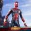 Hot Toys MMS482 AVENGERS: INFINITY WAR - IRON SPIDER thumbnail 4