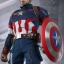 HOT TOYS MMS281 Avengers: Age of Ultron - Captain America thumbnail 14