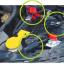 CARE01 ช่องเสียบที่จุดบุหรี่ สายต่อปลั๊กที่จุดบุหรี่ ตัวเมีย แบบหนีบขั้วแบตเตอรี่รถยนต์ thumbnail 3