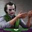 Hot Toys QS010 THE DARK KNIGHT - 1/4 THE JOKER thumbnail 19