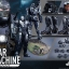 Hot Toys MMS331D13 IRON MAN 2 - WAR MACHINE thumbnail 2