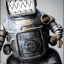 ThreeA 2000AD abc warriors Ro-Jaws Blackhole Edition thumbnail 2