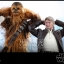 Hot Toys MMS376 STAR WARS: THE FORCE AWAKENS - HAN SOLO & CHEWBACCA thumbnail 5