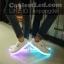 รองเท้ามีไฟ รองเท้า LED เปลี่ยนสีได้ 8 สี thumbnail 1