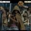 Threezero 3Z0019 + WD-ZG/WD-ZR AMC The Walking Dead - Michonne + Pet Walker Twin Pack (Exclusive Version) thumbnail 3