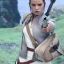 Hot Toys MMS377 STAR WARS: THE FORCE AWAKENS - REY (RESISTANCE OUTFIT) thumbnail 11