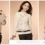 หมดค่ะ Tokyo Fashion แท้100% เสื้อสีน้ำตาล ผ้าเนื้อส thumbnail 2