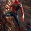 Hot Toys MMS482 AVENGERS: INFINITY WAR - IRON SPIDER thumbnail 17