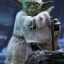 Hot Toys MMS369 STAR WARS: EPISODE V THE EMPIRE STRIKES BACK - YODA thumbnail 3